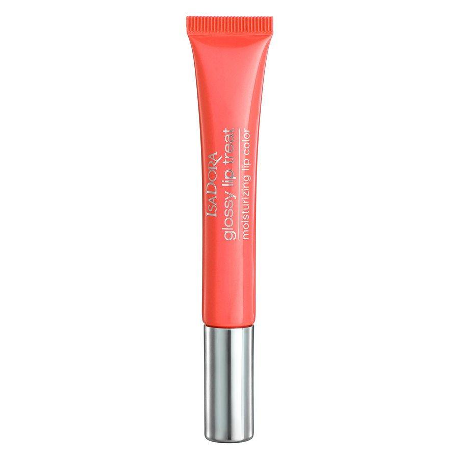 IsaDora Glossy Lip Treat 13 ml ─ #60 Coral Rush