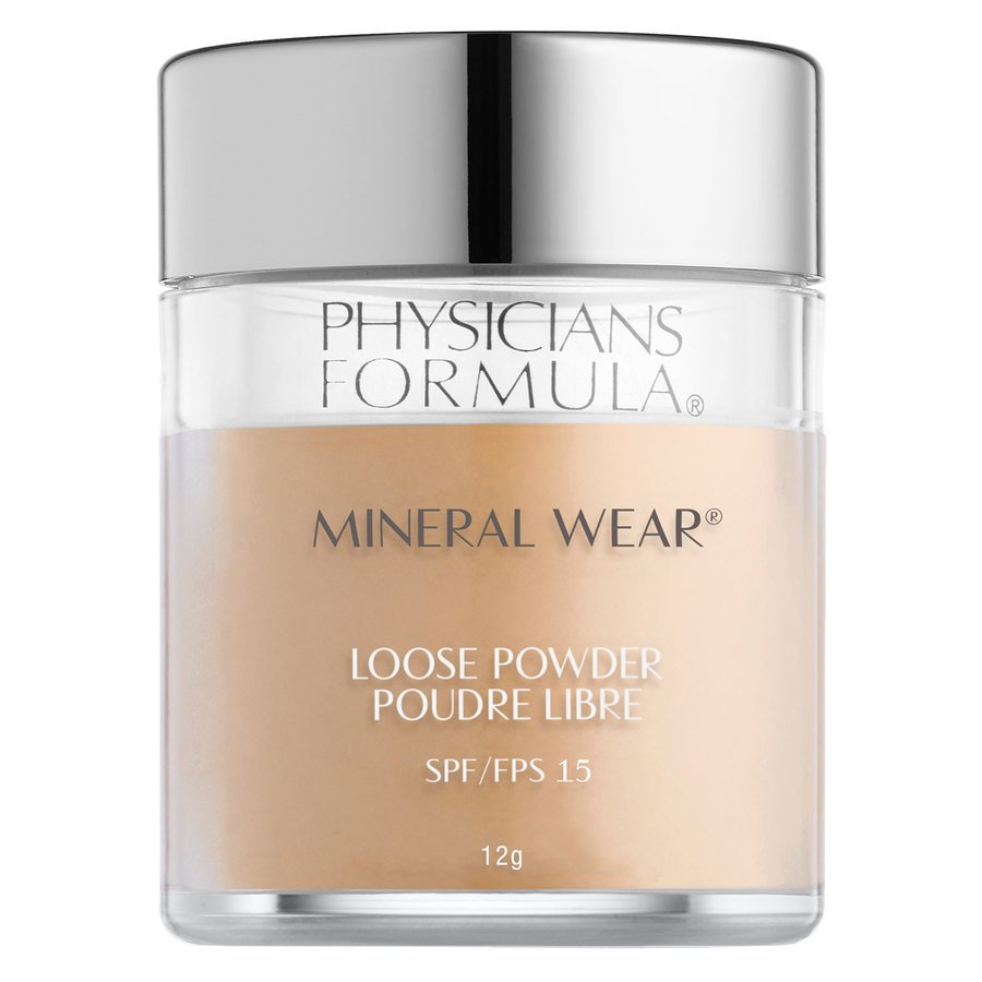 Physicians Formula Mineral Wear® Loose Powder SPF16 12 g ─ Creamy Natural