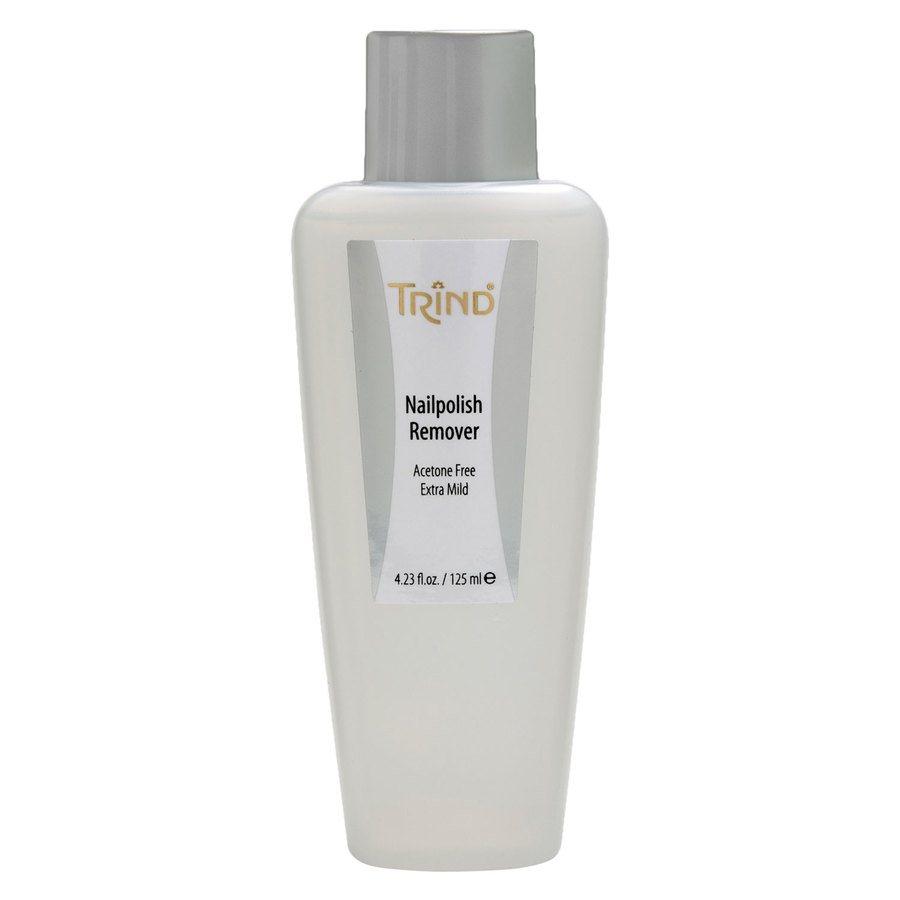 Trind Nail Polish Remover Aceton Free 125 ml
