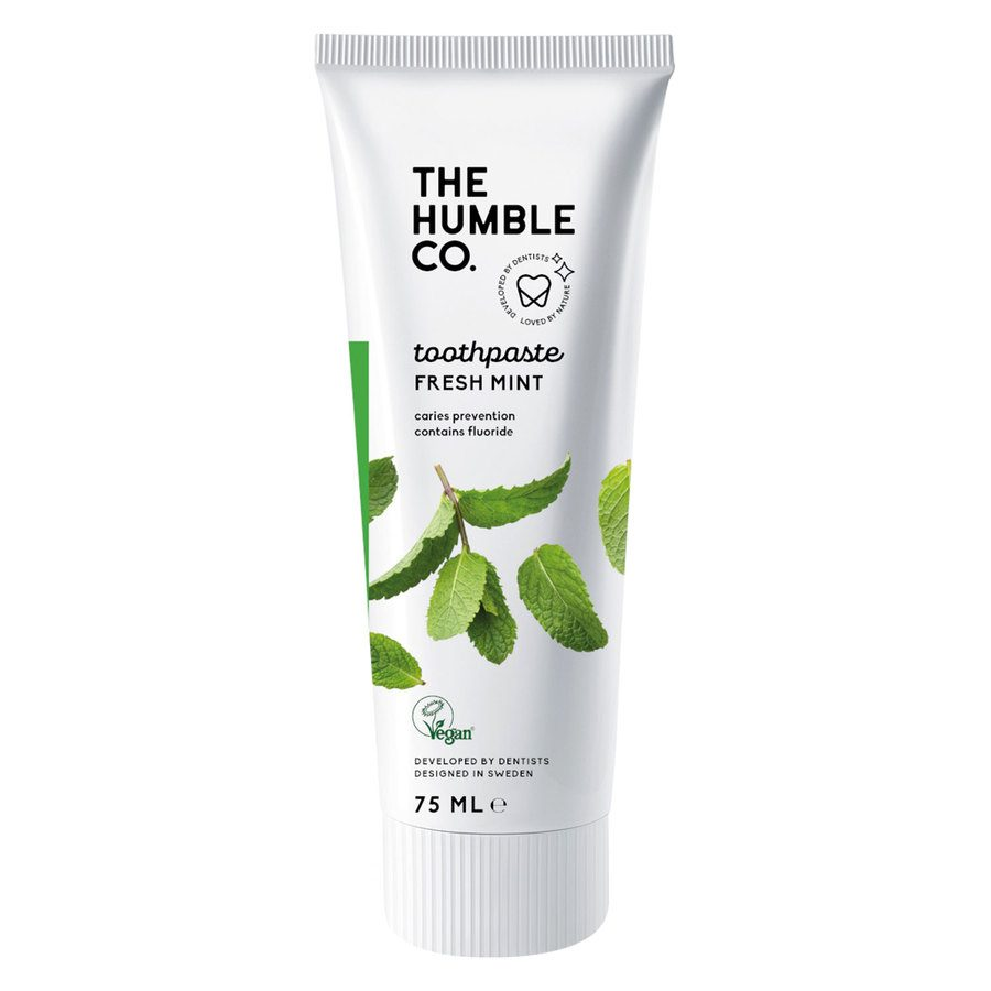 The Humble Co Humble Natural Toothpaste 75 ml – Fresh Mint