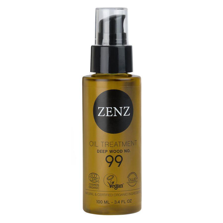 Zenz Organic No. 99 Oil Treatment Deep Wood 100 ml