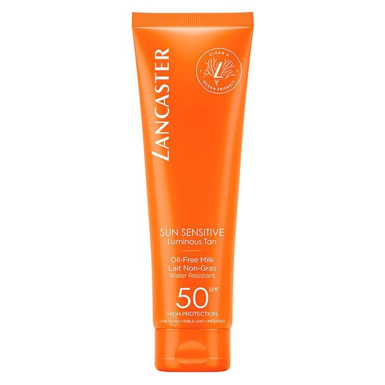 Lancaster Sun Sensitive Luminous Tan Oil-Free Milk SPF 50 150 ml