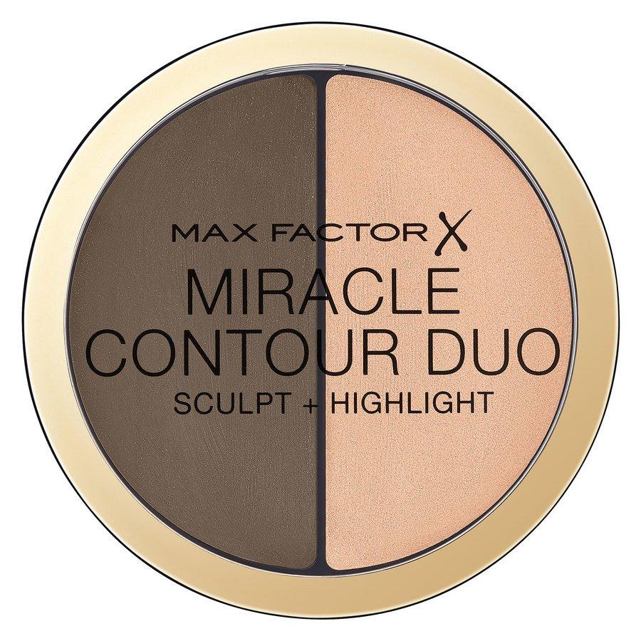 Max Factor Miracle Contour Duo 8 g ─ Medium/Deep