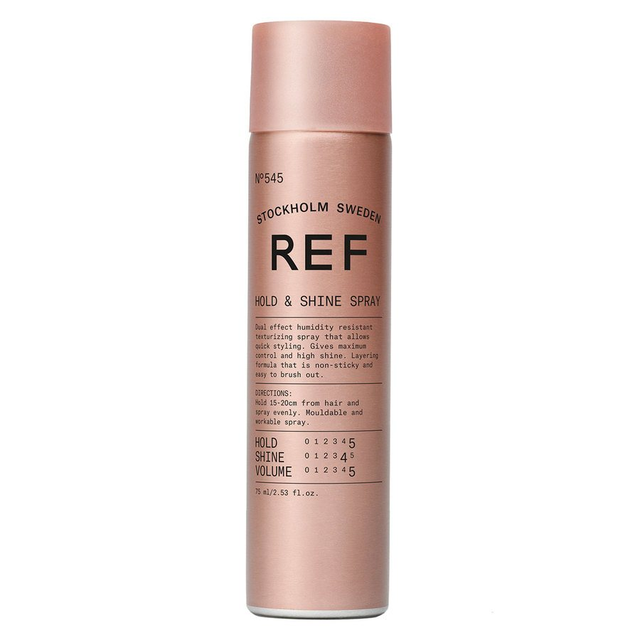 REF Hold & Shine Spray 75ml