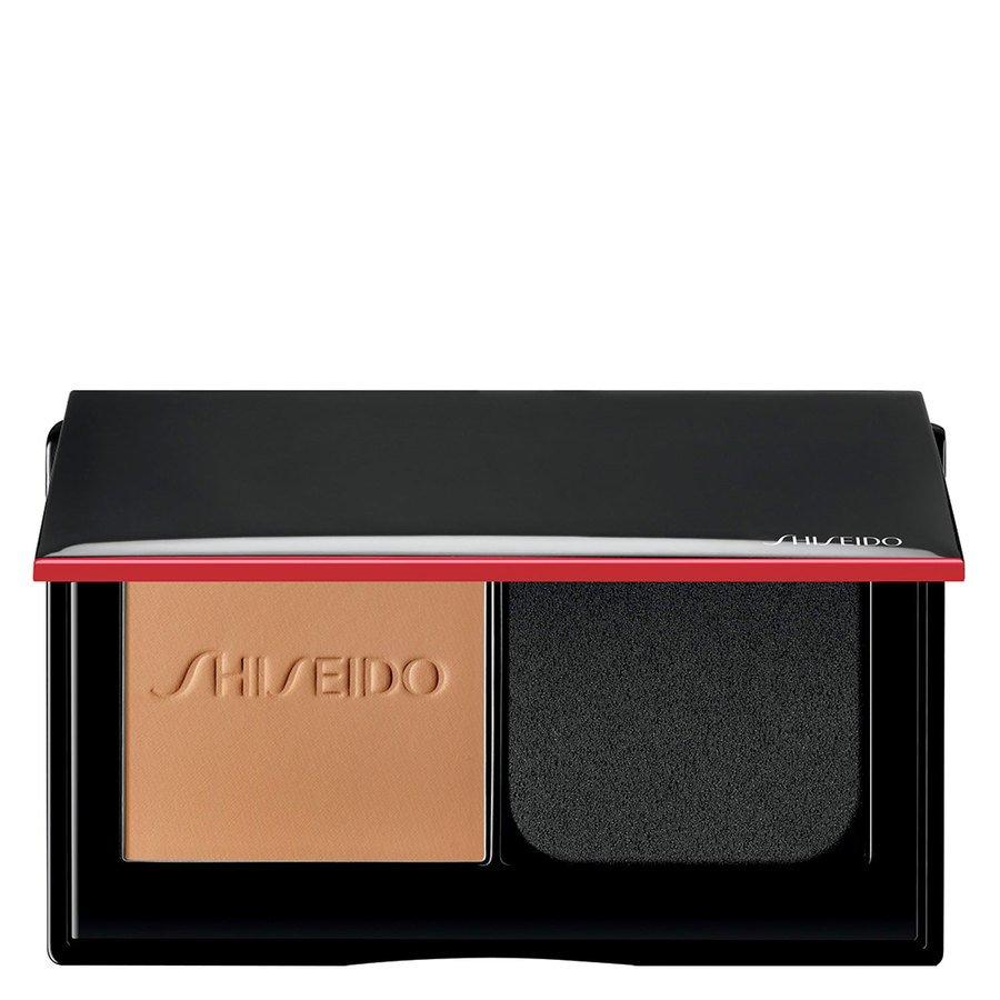 Shiseido Synchro Skin Self-Refreshing Custom Finish Foundation 10 g ─ 350 Maple