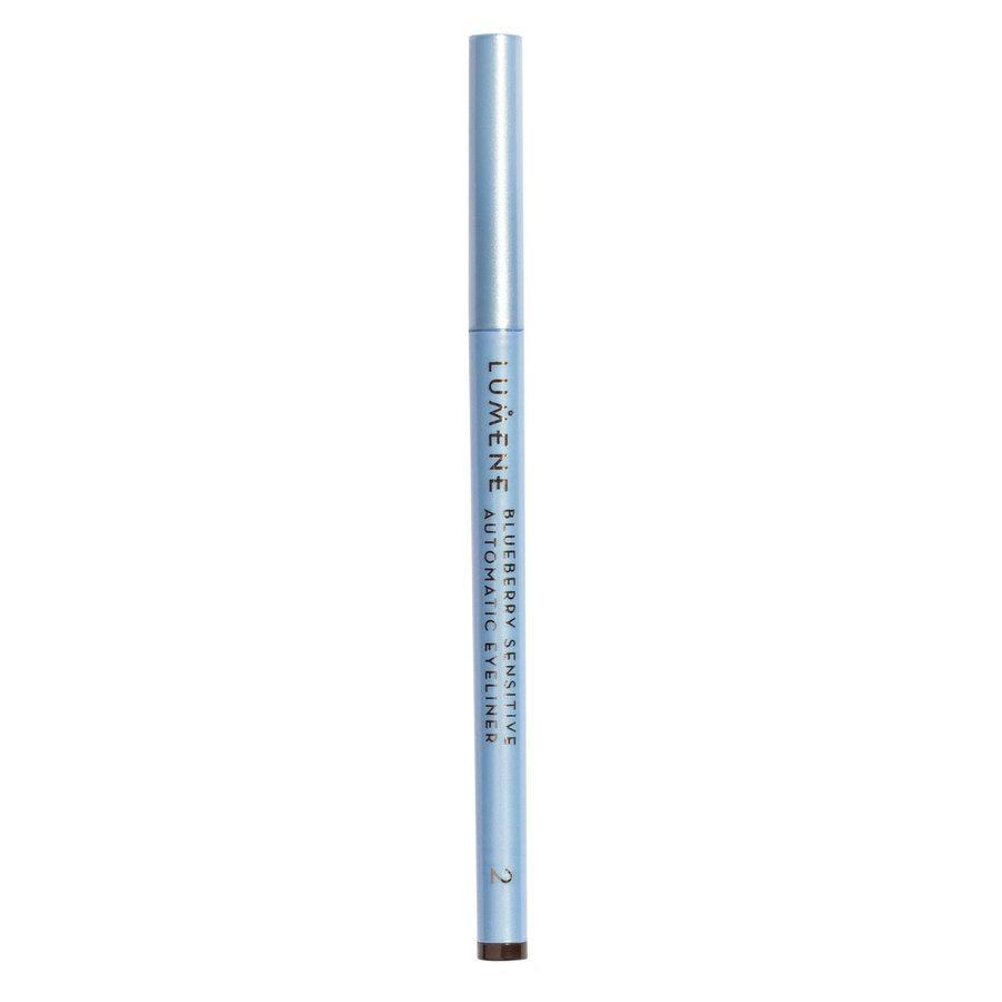 Lumene Blueberry Sensitive Automatic Eyeliner 0,35 g – 2 Brown
