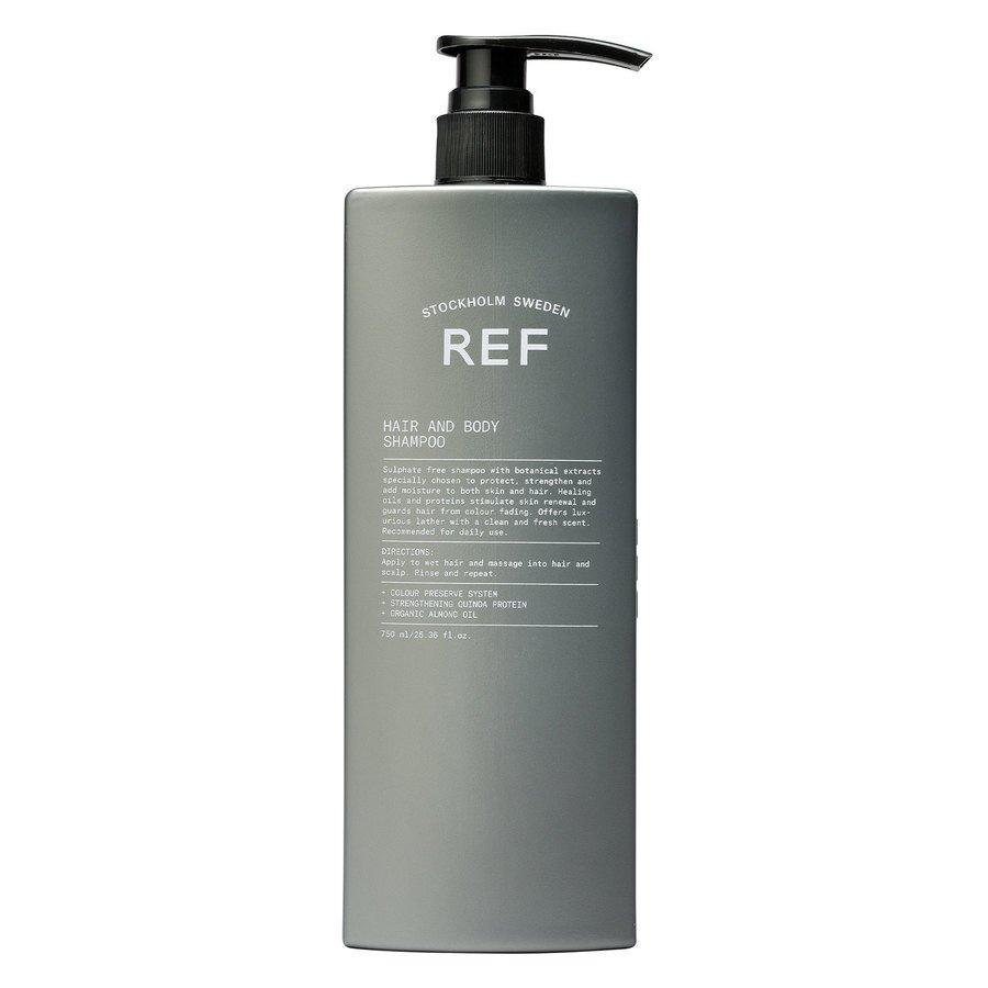 REF Hair & Body Shampoo 750ml
