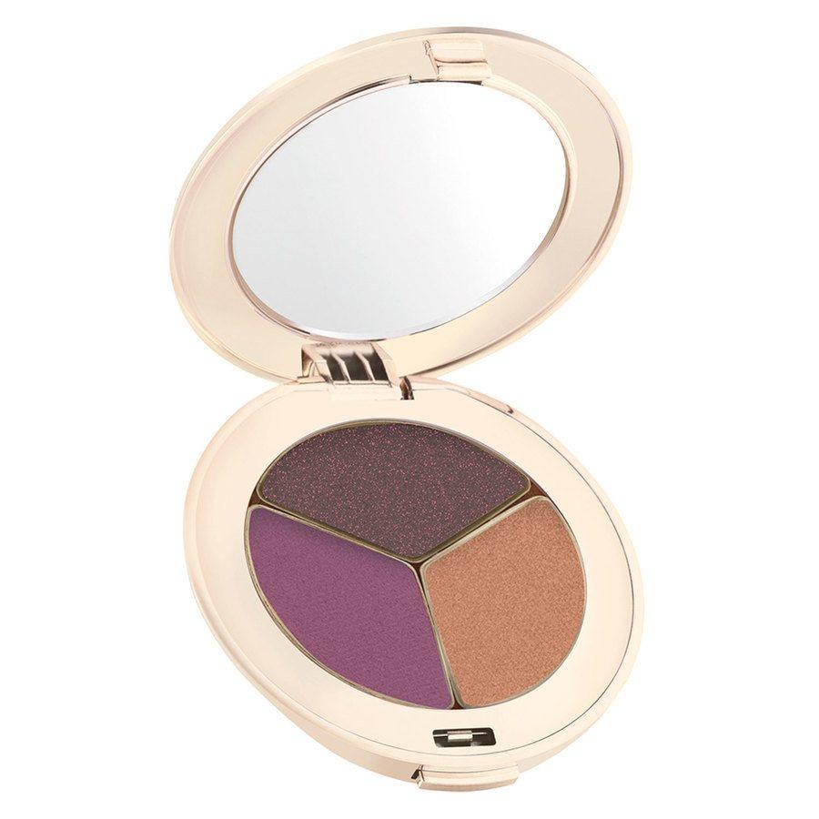Jane Iredale PurePressed Triple Eye Shadow 2,8 g ─ Ravishing