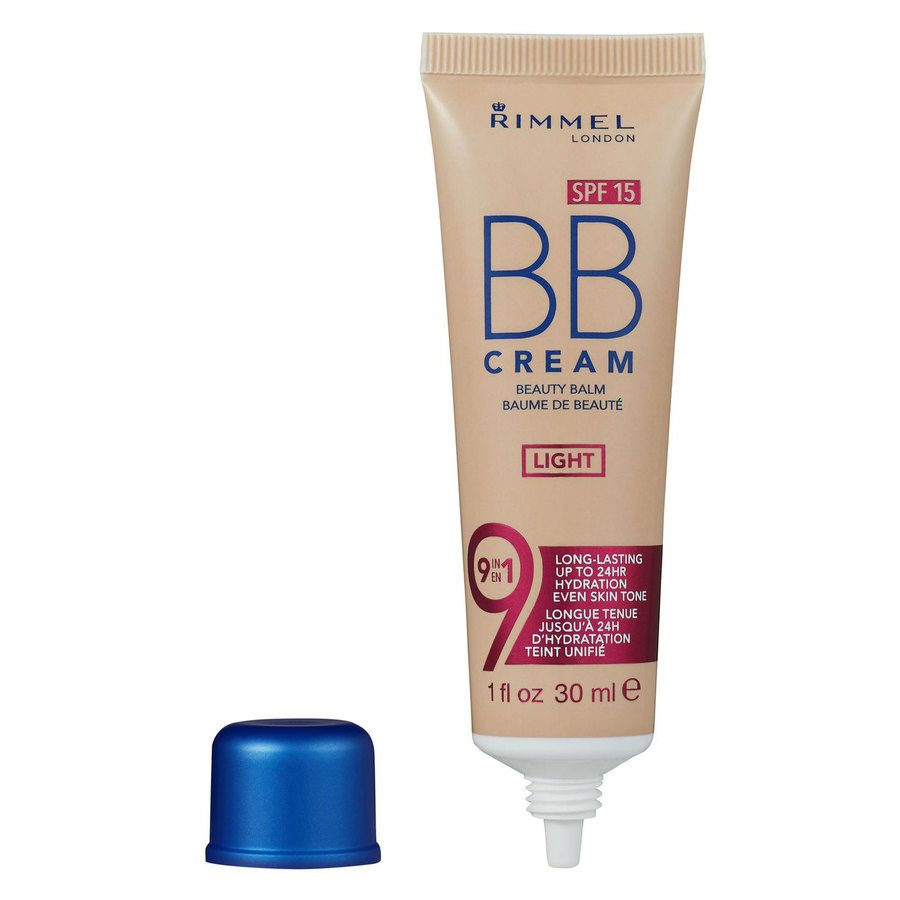 Rimmel London Match Perfection BB Cream 30 ml ─ #001 Light