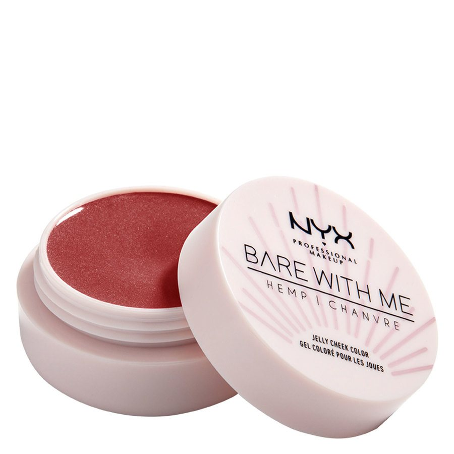 NYX Professional Makeup Bare With Me Hemp Jelly Cheek Color #06 9,27 ml