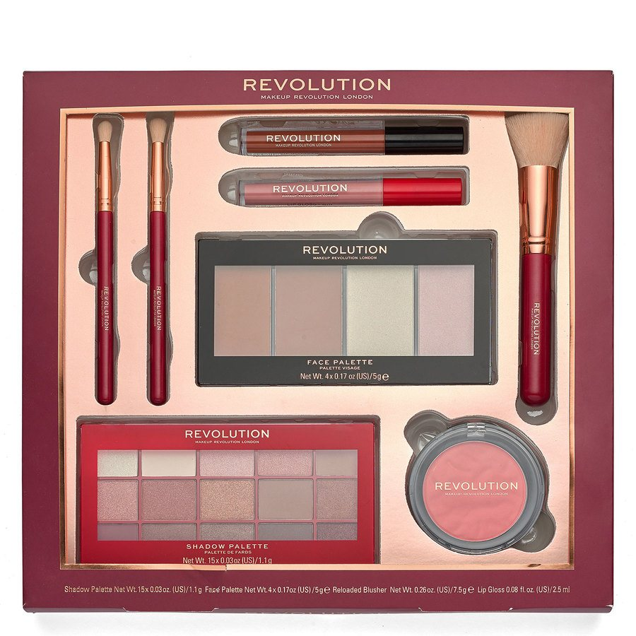 Makeup Revolution Reloaded Lahjapakkaus