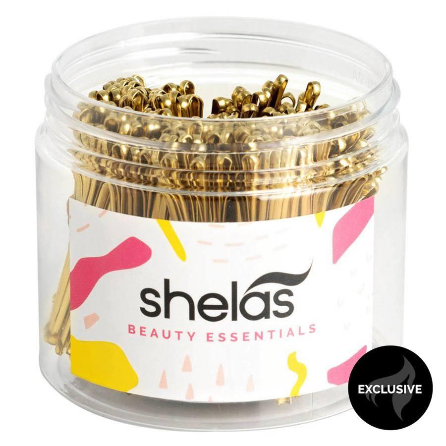 Shela's Bobby Pins Gold 300 kpl