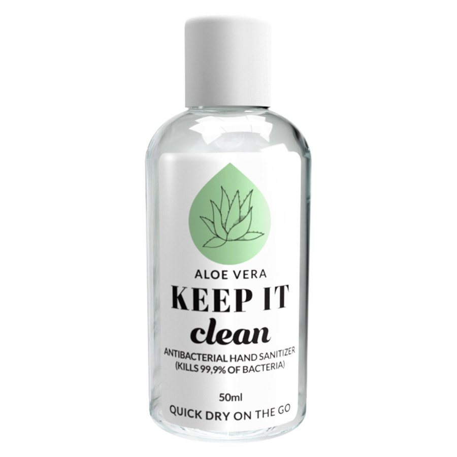 Keep It Clean Aloe Vera Antibacterial Hand Sanitizer 50 ml