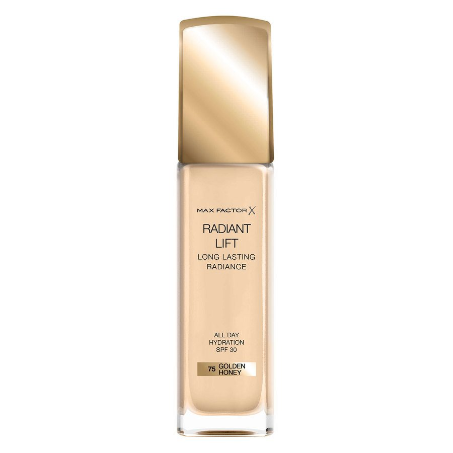 Max Factor Radiant Lift Foundation 30 ml - #75 Golden Honey