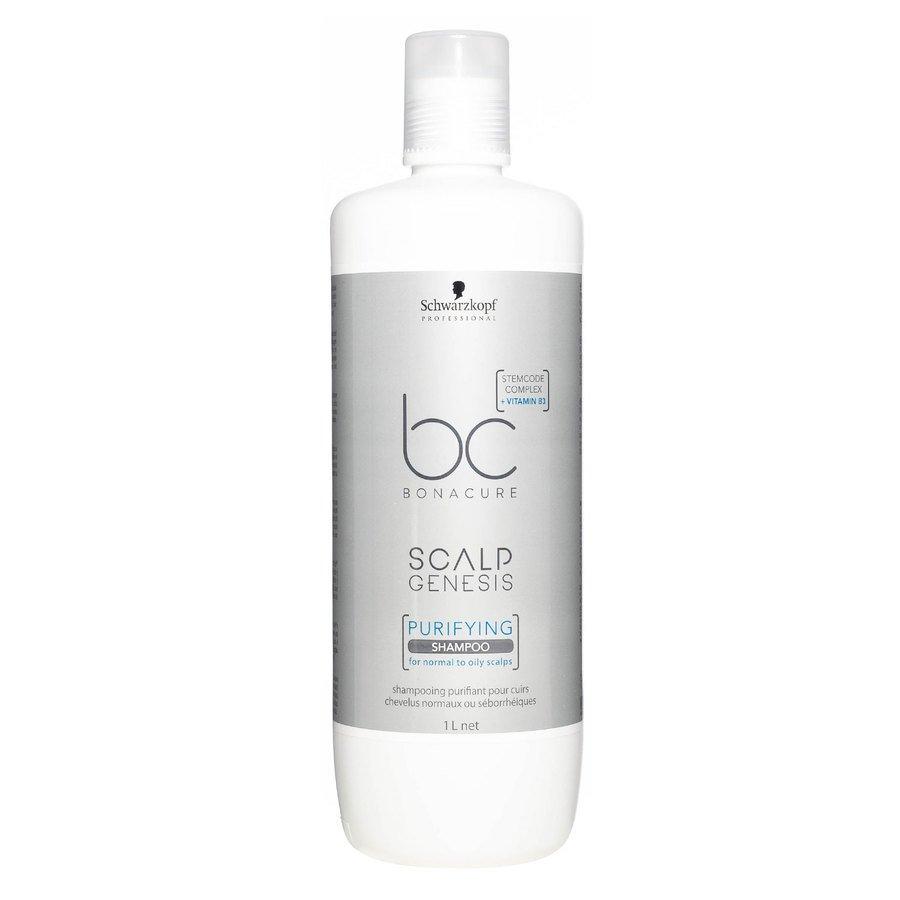 Schwarzkopf BC Bonacure Scalp Genesis Purifying Shampoo 1 000 ml