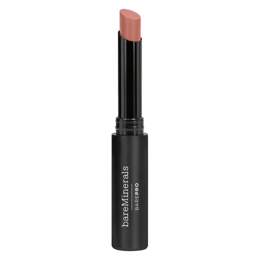 bareMinerals BarePRO Longwear Lipstick – Peony