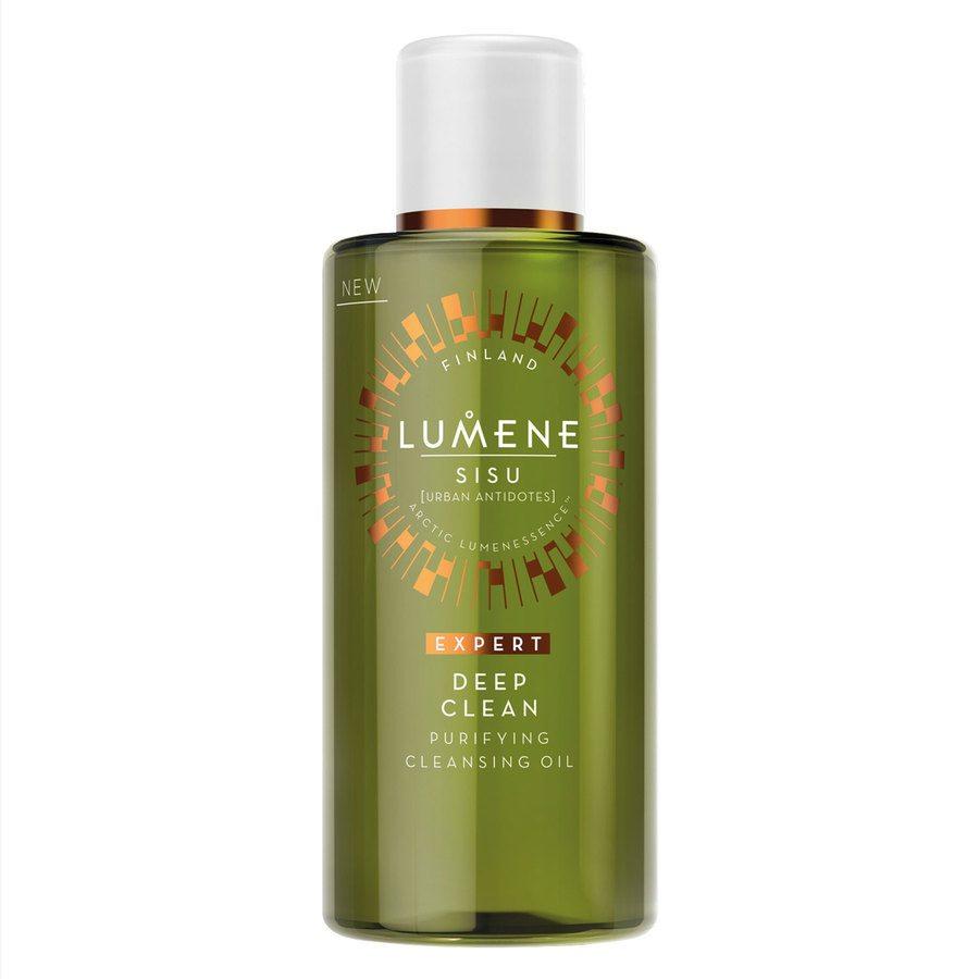 Lumene Sisu Nordic Detox Deep Clean Purifying Cleansing Oil 150 ml