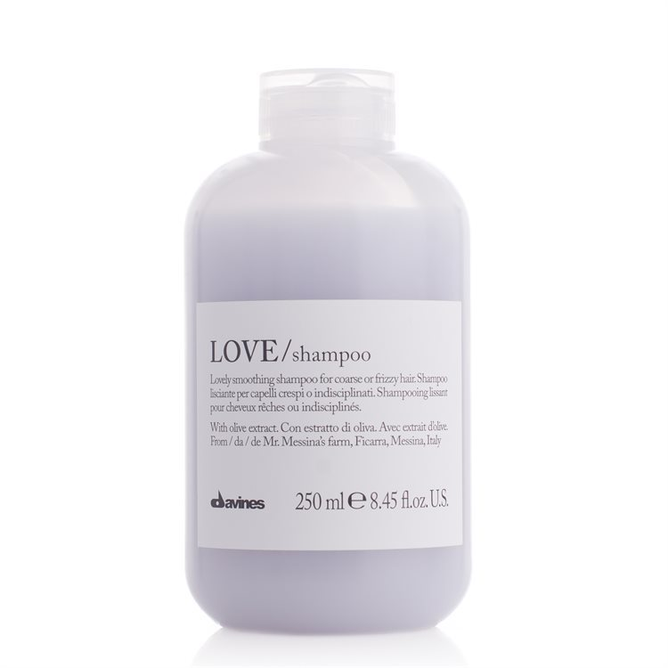 Davines LOVE Shampoo Harsh & Frizzy Hair 250 ml