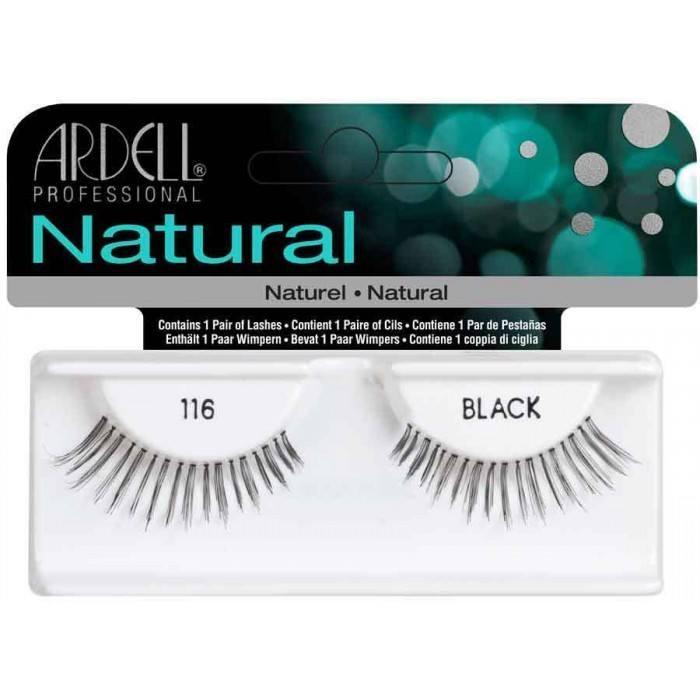 Ardell Natural Fashion Lashes – 116 Black