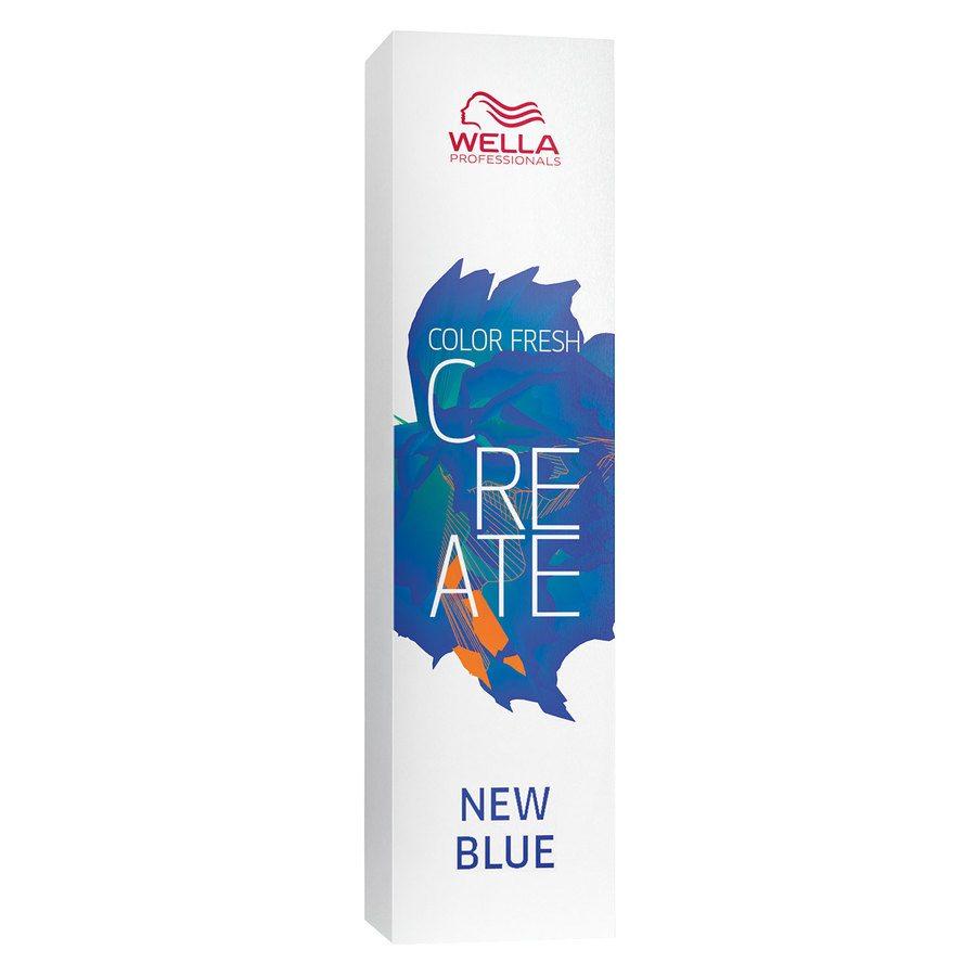 Wella Professionals Color Fresh Create 60 ml ─ New Blue
