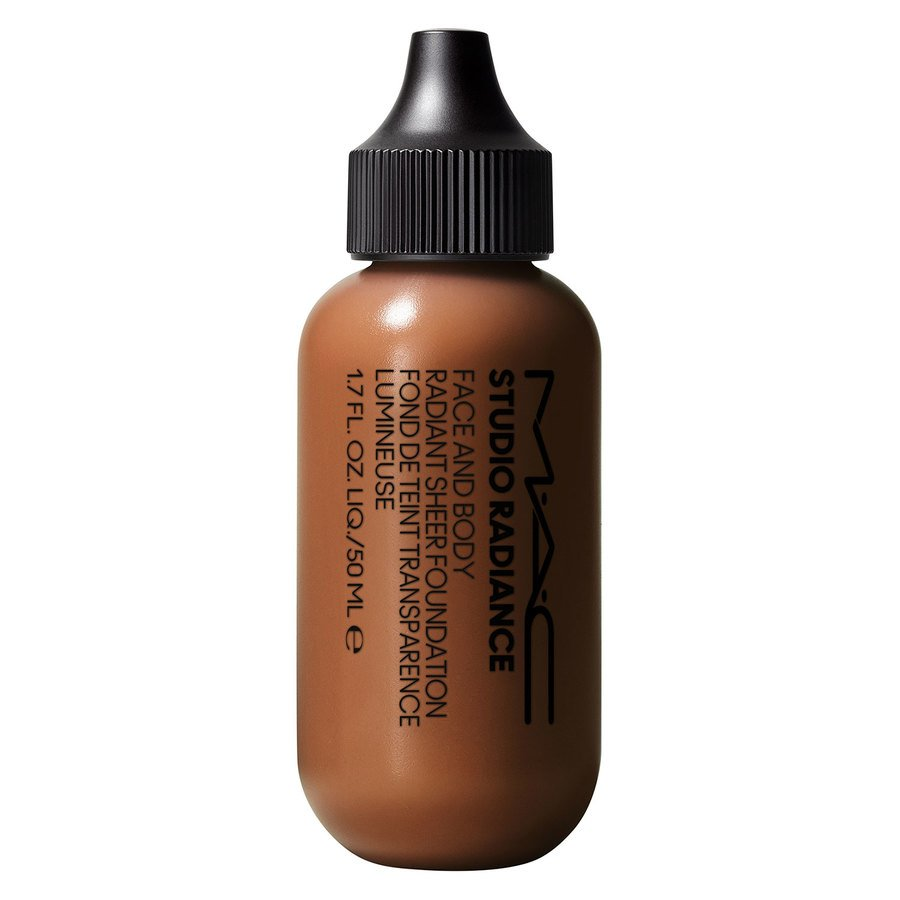 MAC Cosmetics Studio Radiance Face And Body Radiant Sheer Foundation 50 ml ─ N6