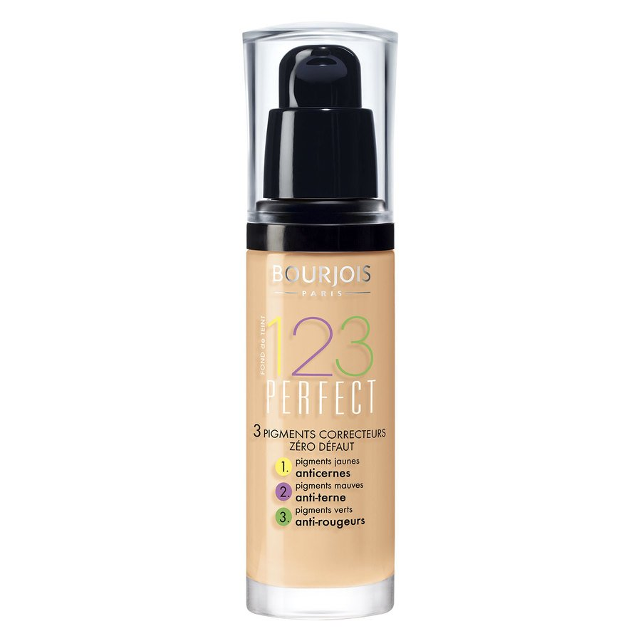 Bourjois 1,2,3 Perfect Foundation 30 ml ─ 54 Beige
