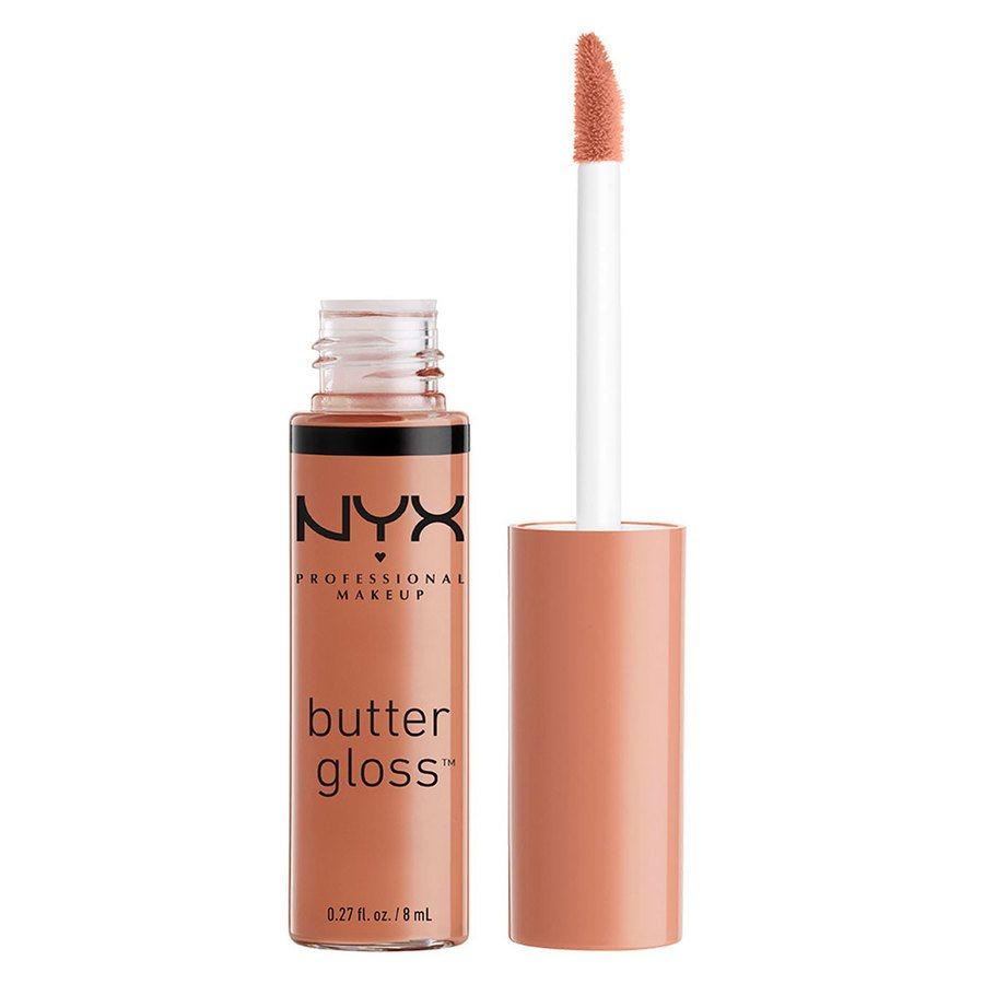 NYX Professional Makeup Butter Gloss – Madeleine 6,5g