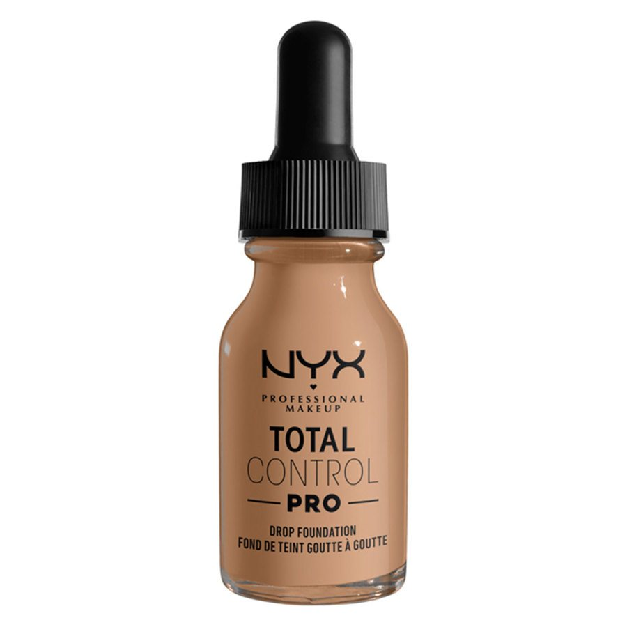 NYX Professional Makeup Total Control Pro Drop Foundation 13 ml ─ Classic Tan