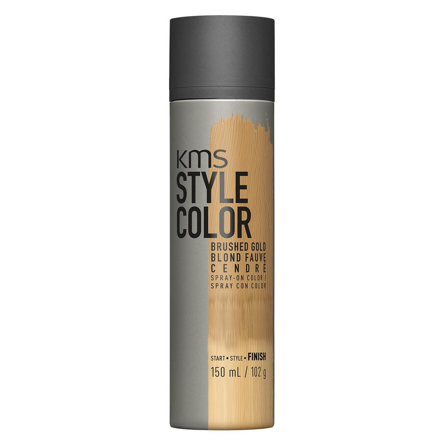 KMS StyleColor 150 ml – Brushed Gold