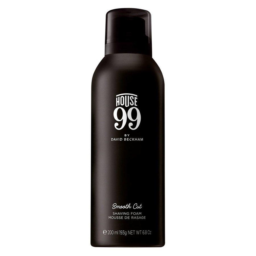 House 99 by David Beckham Smooth Cut Shaving Foam 200 ml
