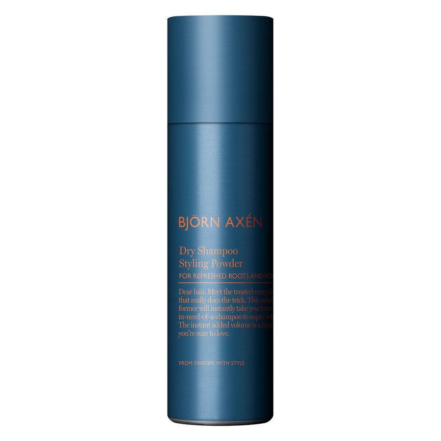 Björn Axén Styling Powder Dry Shampoo 200 ml