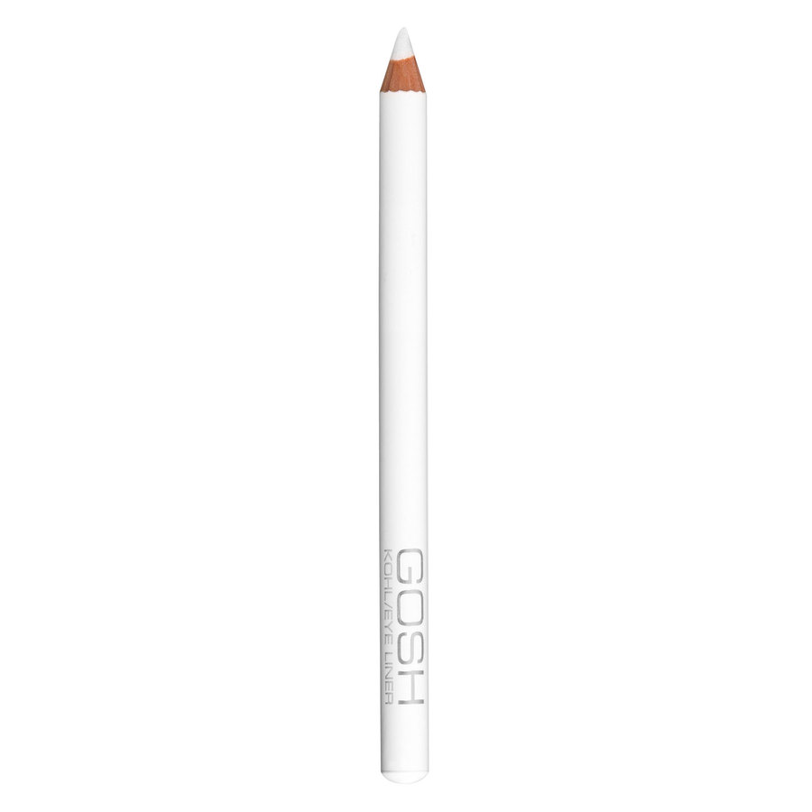 GOSH Kohl/Eye Liner 1,1 g ─ #004 White
