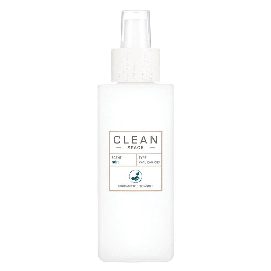 Clean Rain Candle Linen & Room Spray 148 ml