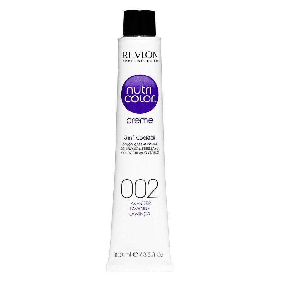 Revlon Professional Nutri Color Creme 100 ml – 002 Lavender
