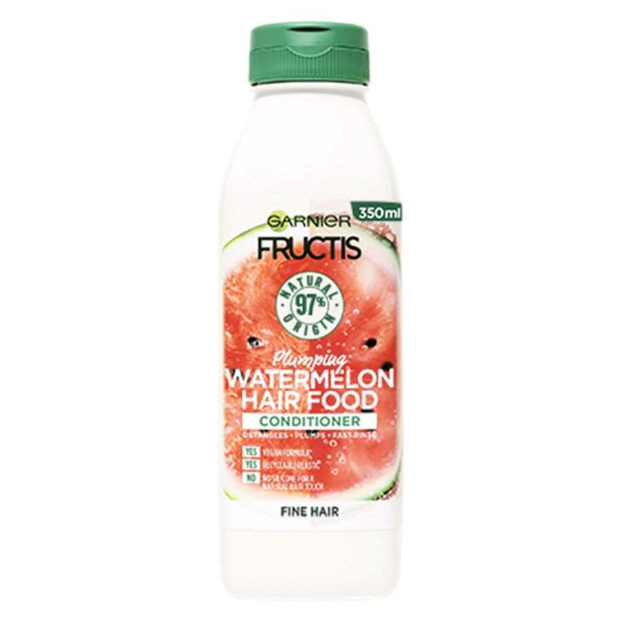Garnier Fructis Hair Food Conditioner 350 ml ─ Watermelon