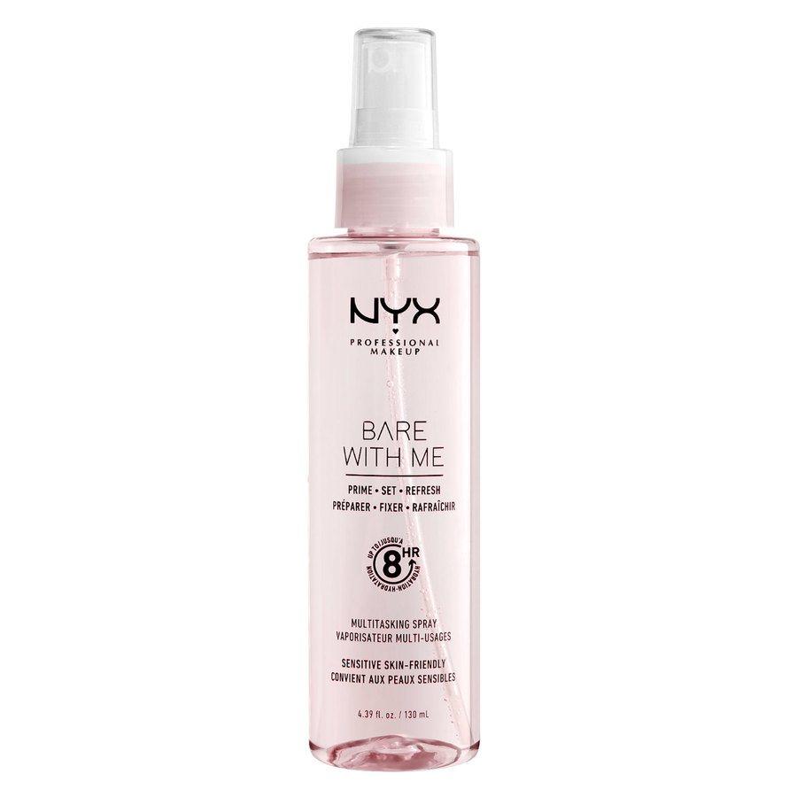 NYX Professional Makeup Bare With Me Prime Set Refresh Multitasking Spray 130 ml