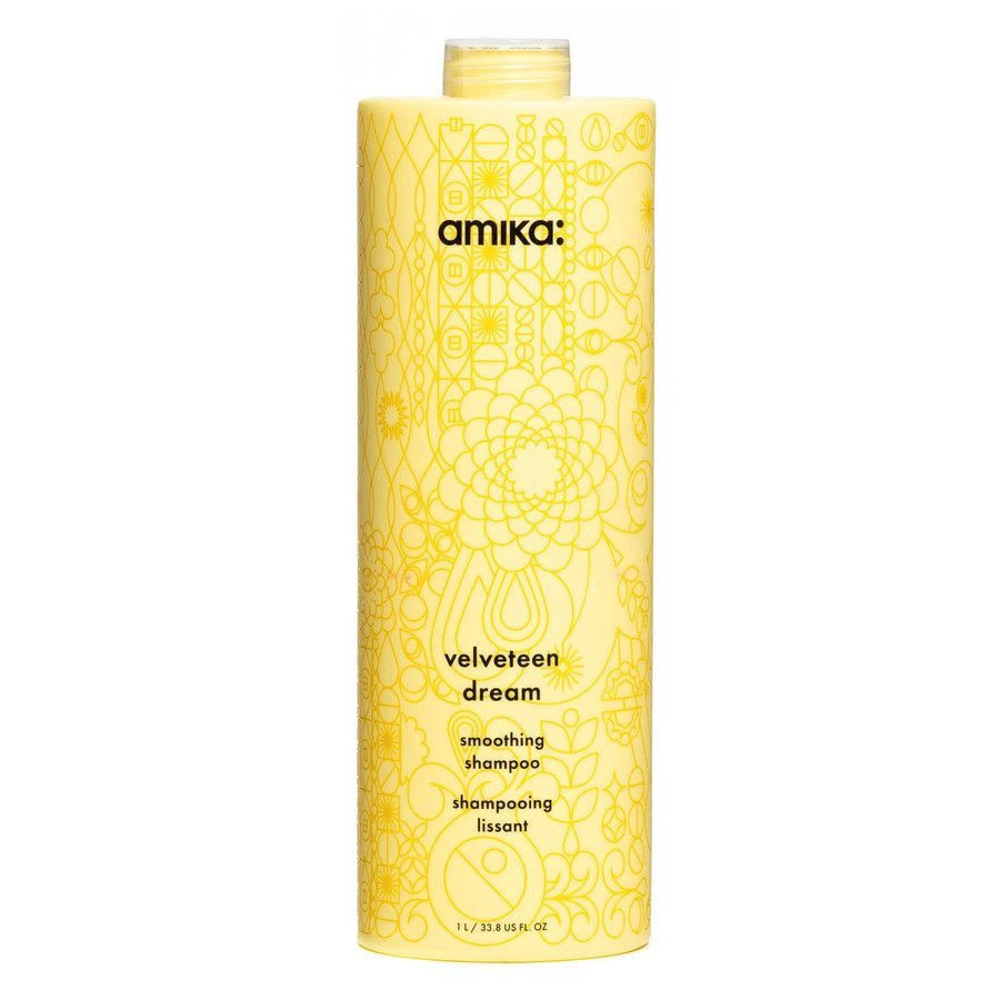 Amika Velveteen Dream Smoothing Shampoo 1 000 ml