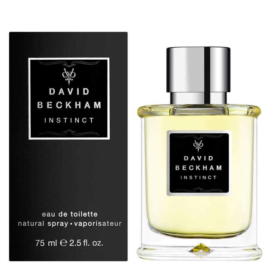 David Beckham Instinct Eau De Toilette 75 ml
