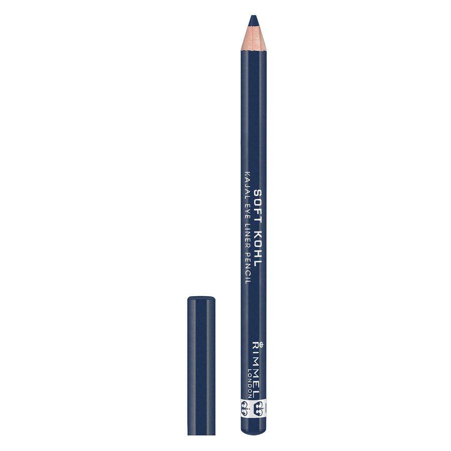 Rimmel London Soft Kohl Kajal Eye Liner Pencil 1,2 g – Denim Blue
