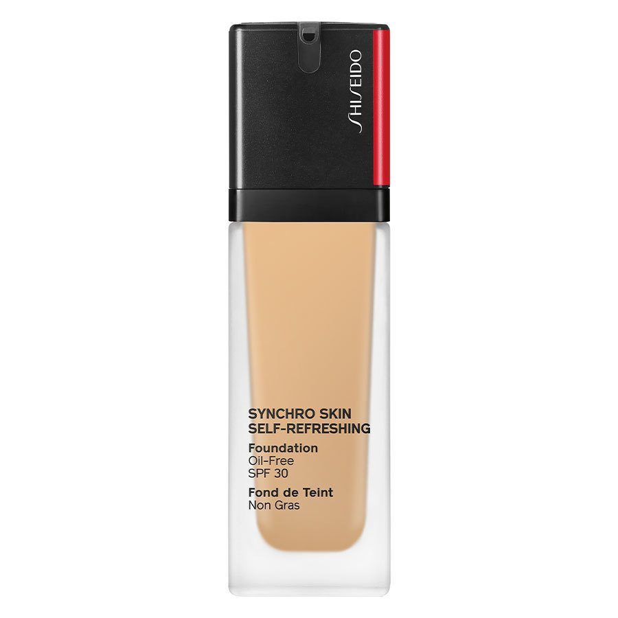 Shiseido Synchro Skin Self-Refreshing Foundation 30 ml – 330 Bamboo