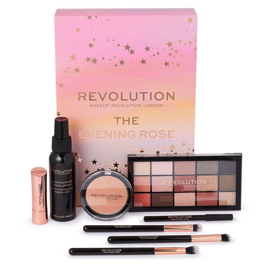 Makeup Revolution The Evening Rose Lahjapakkaus