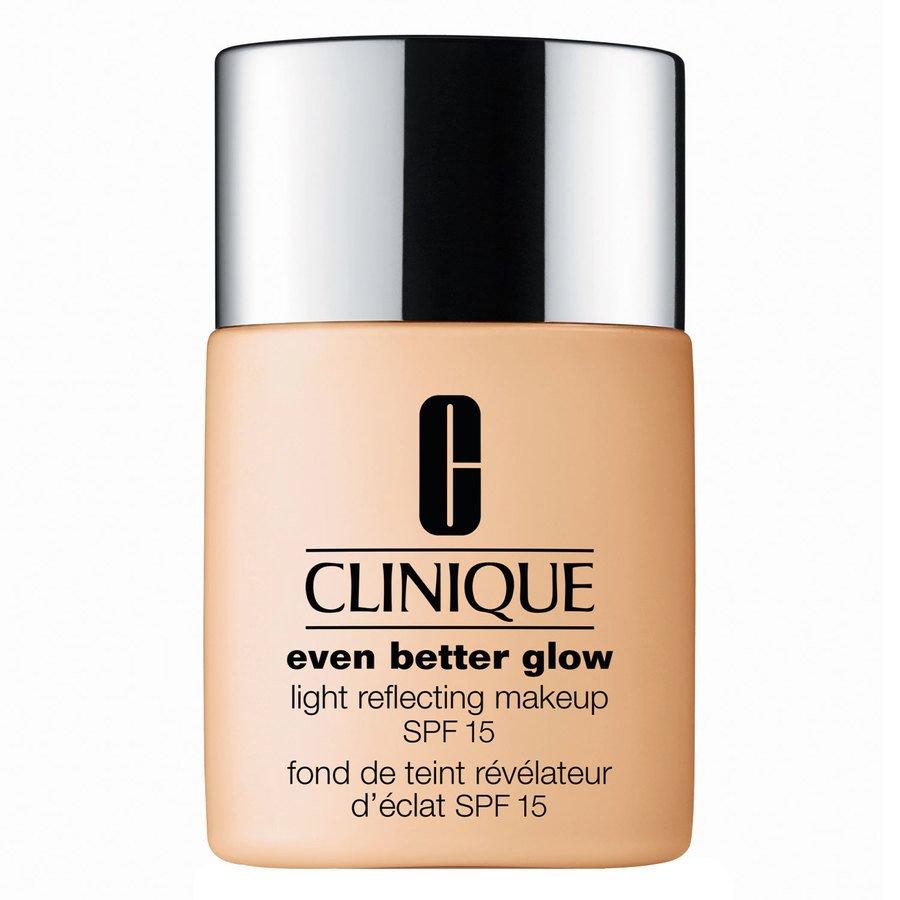 Clinique Even Better Glow Light Reflecting Makeup SPF15 30 ml ─ WN 04 Bone