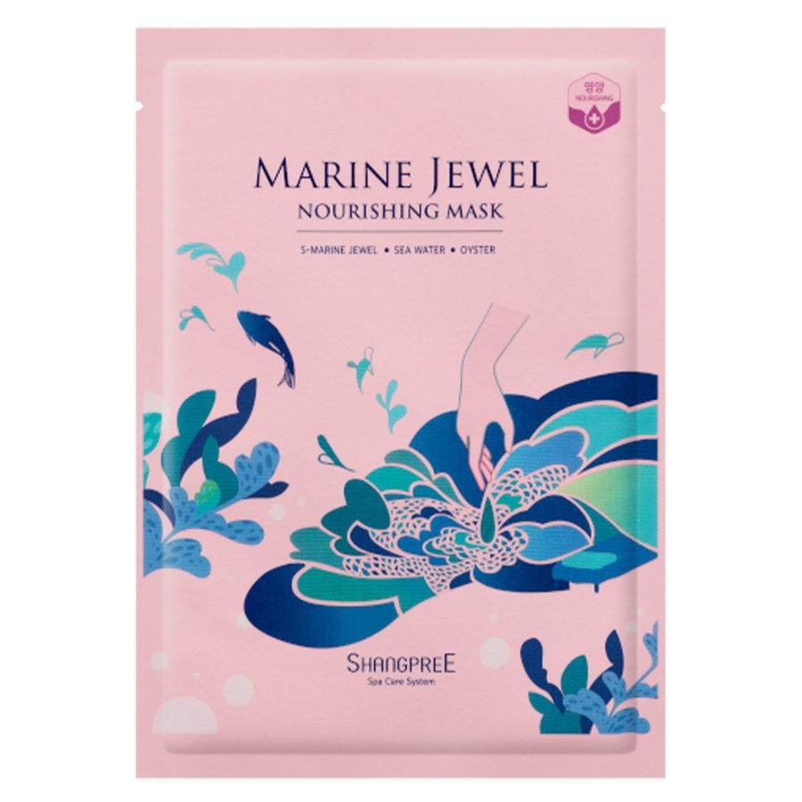 Shangpree Marine Jewel Nourishing Mask 30 ml