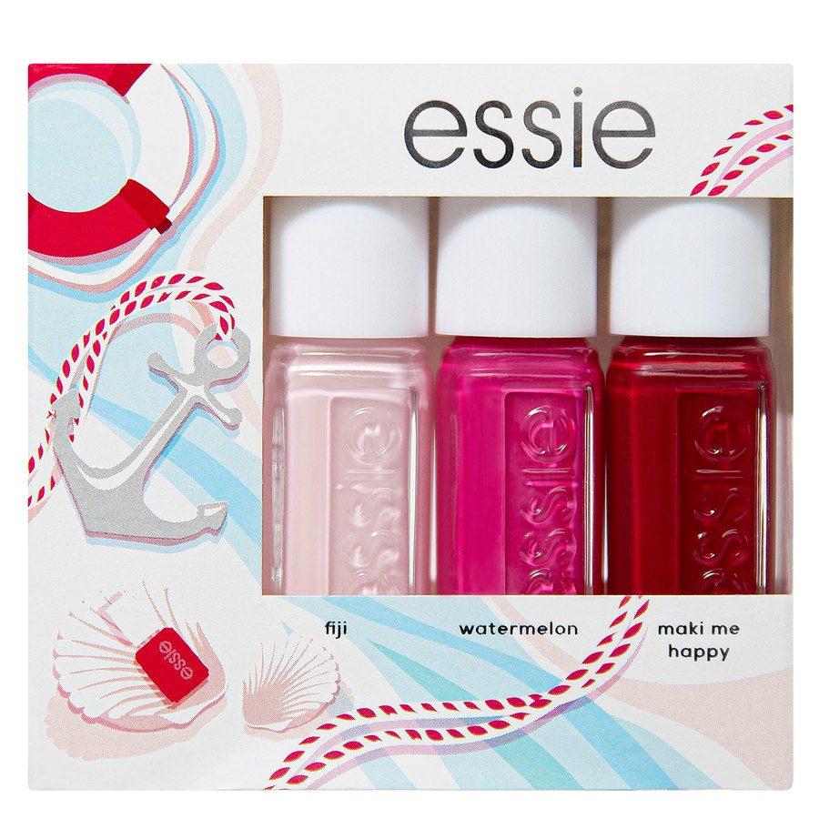 Essie Trio Mini Summer Kit 2 3 x 5 ml