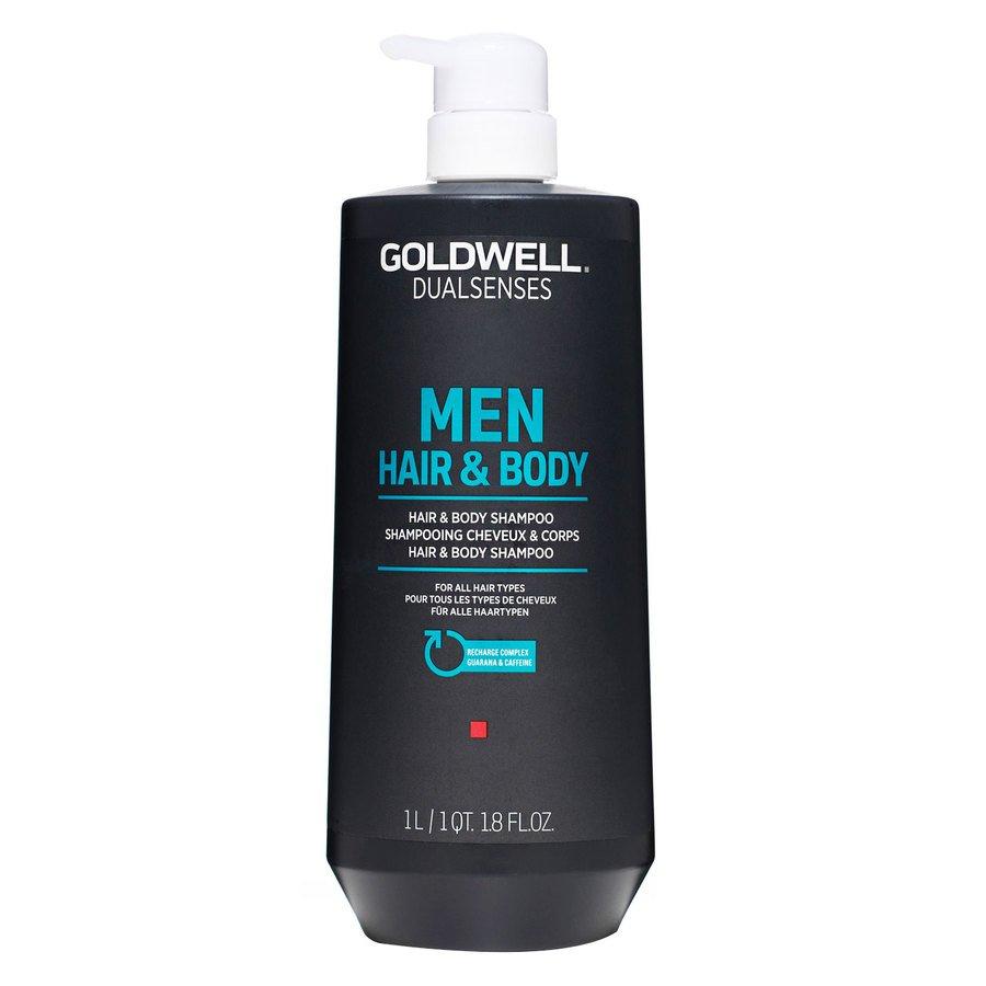 Goldwell Dualsenses Men Hair & Body Shampoo 1 000 ml