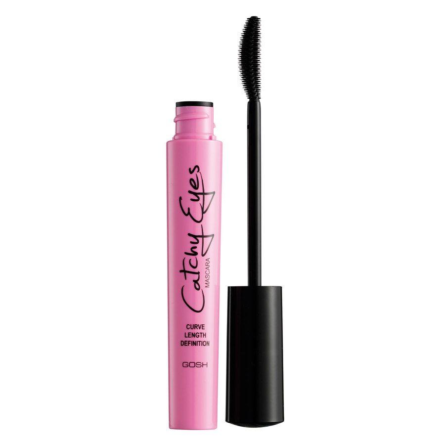 GOSH Catchy Eyes Mascara 8 ml ─ #001 Black