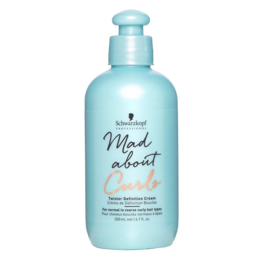 Schwarzkopf Mad About Curls Twister Definition Cream 200 ml