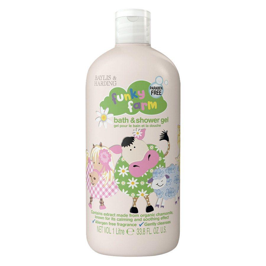 Baylis & Harding Funky Farm Bath & Shower Gel 1000 ml