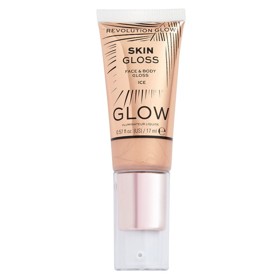 Revolution Face & Body Gloss 17 ml – Ice