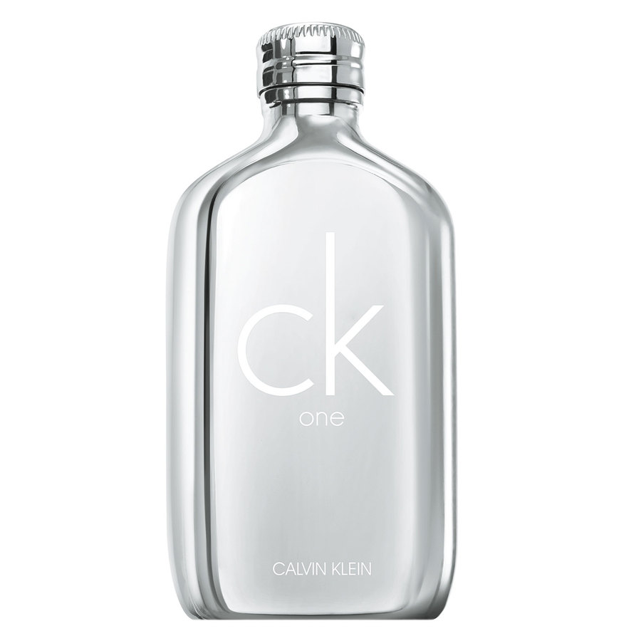 Calvin Klein CK One Platinum Eau De Toilette 50 ml